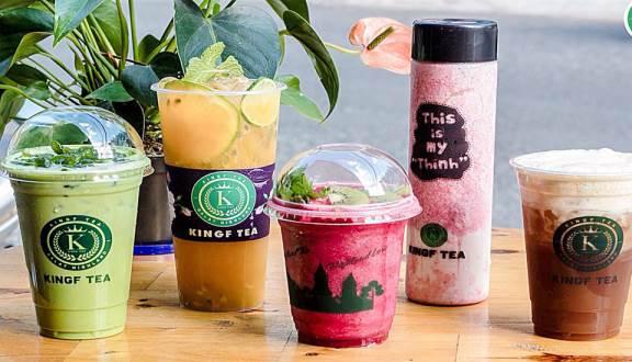 KingF tea Đà Lạt
