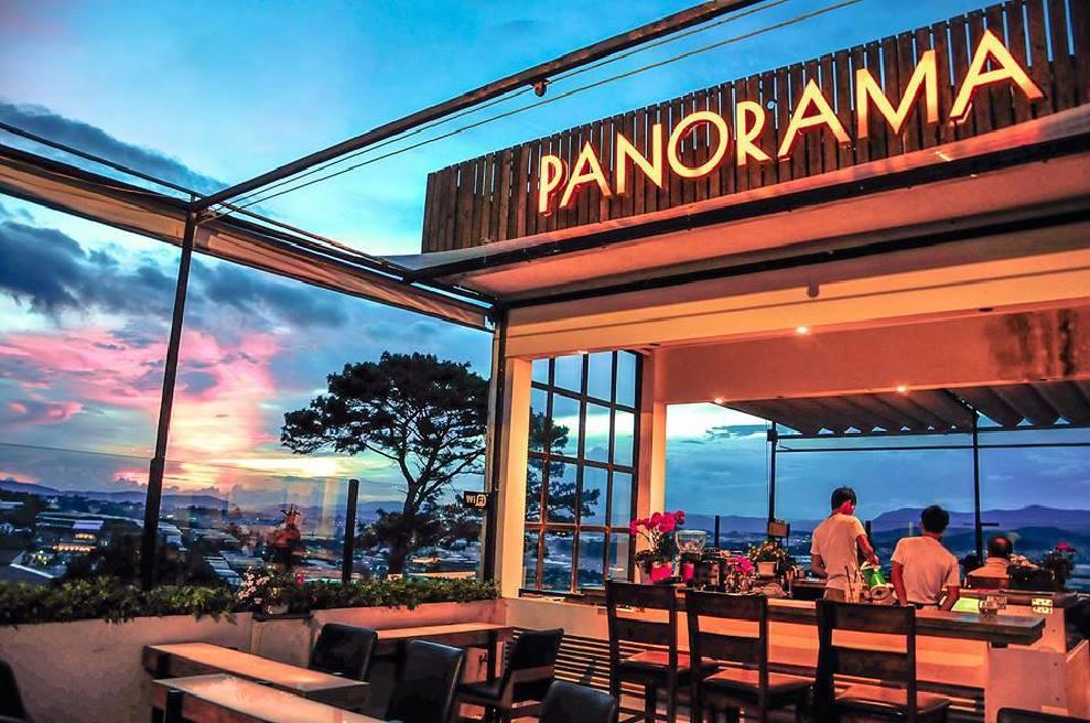 Panorama Đà Lạt Cafe