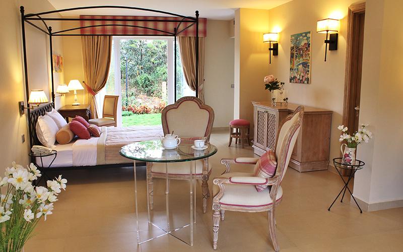 Phòng villa Suite bình an village