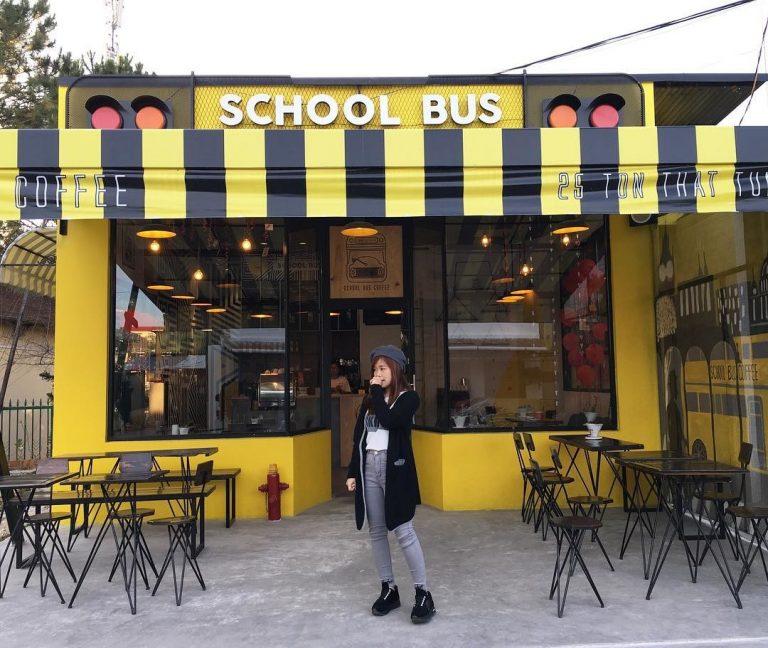 School Bus Coffee