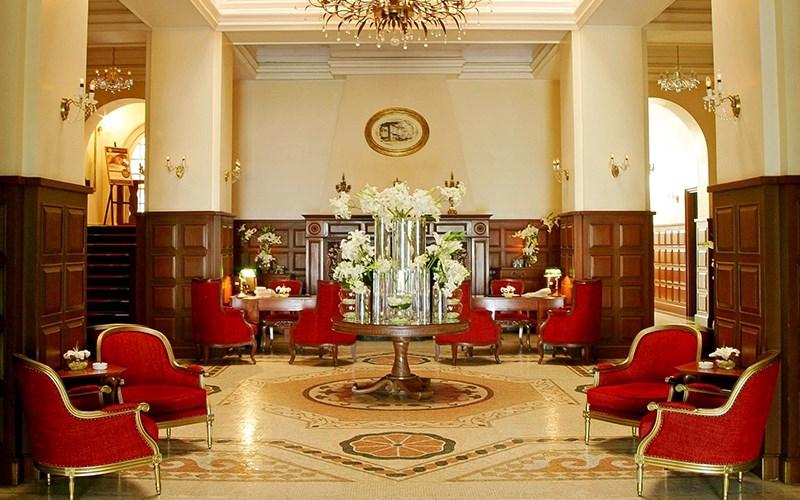 Địa chỉ khách sạn Dalat Palace