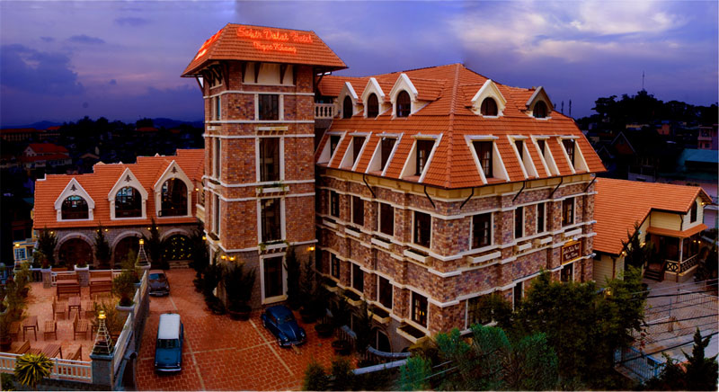Địa chỉ khách sạn Saphir Đà Lạt