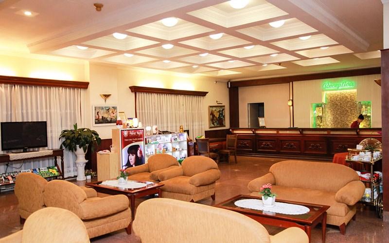 Địa chỉ khách sạn TTC Đà Lạt