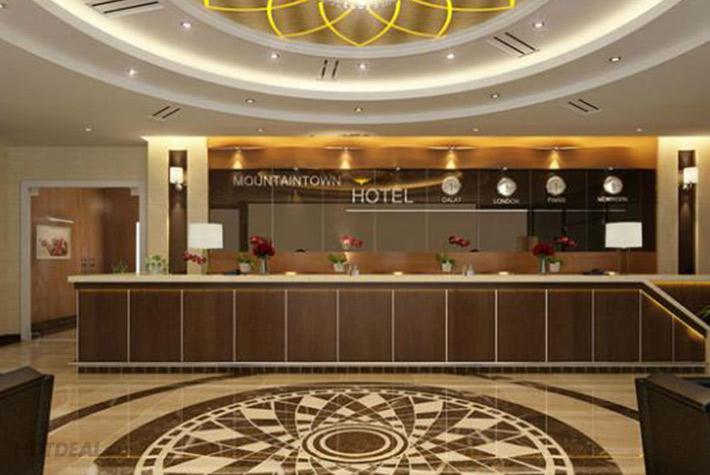 Địa chỉ khách sạn Phố Núi Đà Lạt