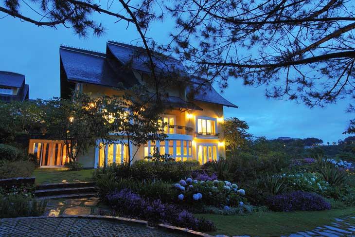 Giá Phòng Khách sạn Bình An Village Đà Lạt