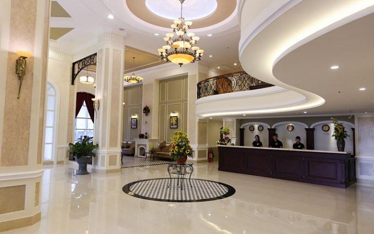 Giá phòng khách sạn Iris Đà Lạt