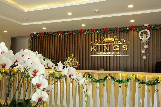 Giá phòng khách sạn Kings hotel Đà Lạt