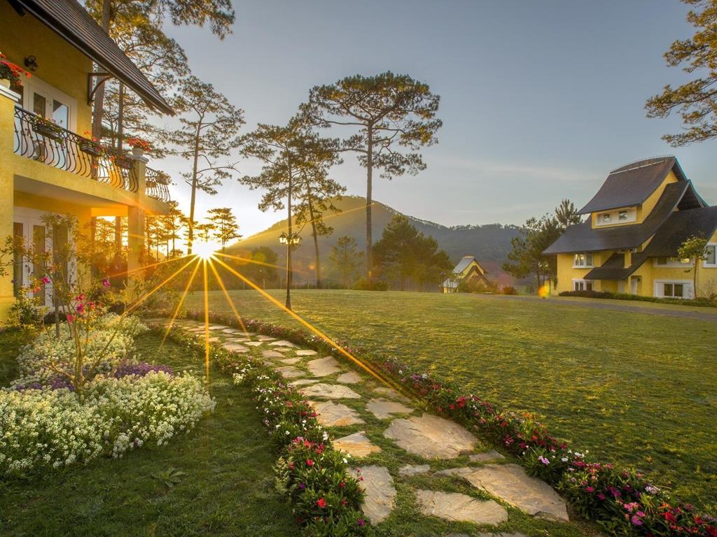 Khách sạn Bình An Villa Đà Lạt