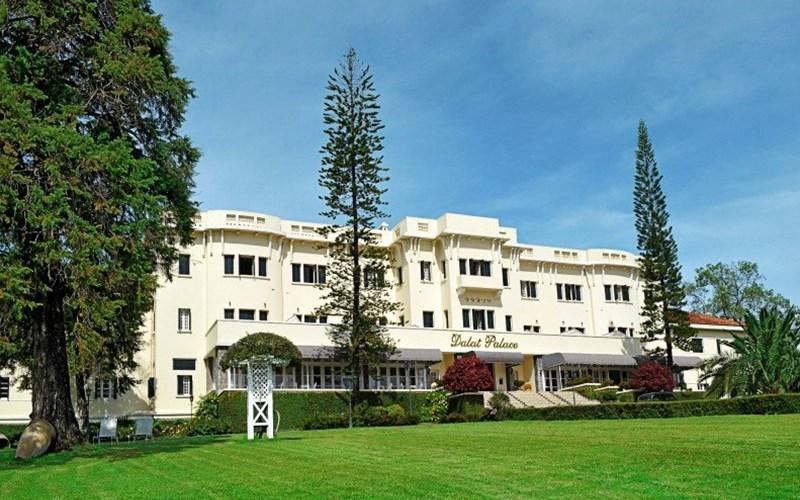 Khách sạn Dalat Palace Luxury