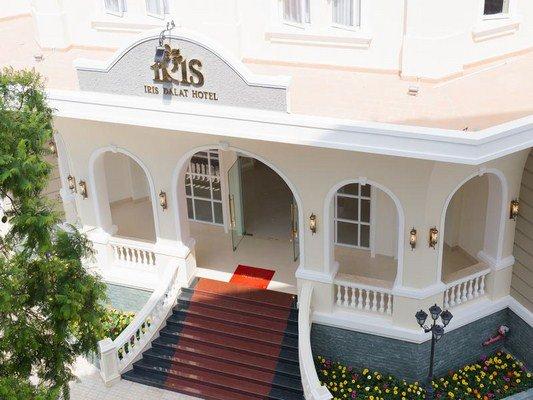 Khách sạn Iris Đà Lạt