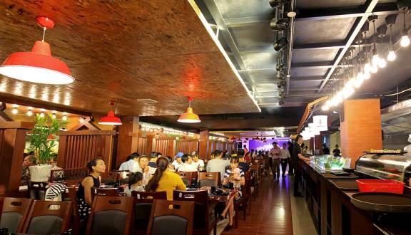 Khách sạn Kings Đà Lạt Kings BBQ