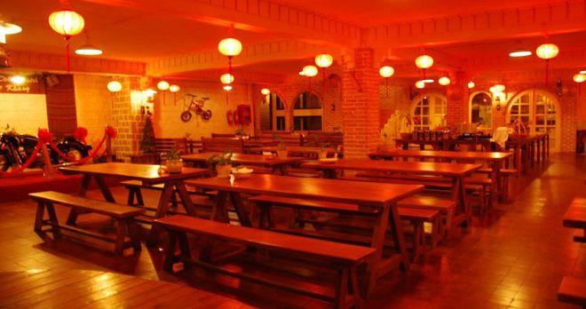 Nhà hàng khách sạn Saphir Đà Lạt