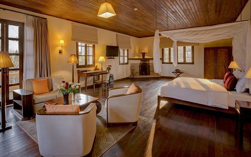 phòng Bellevue Suite ana mandara villas