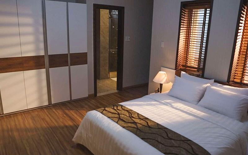 phòng Deluxe biệt thự Lê Hoàng Villa Đà Lạt