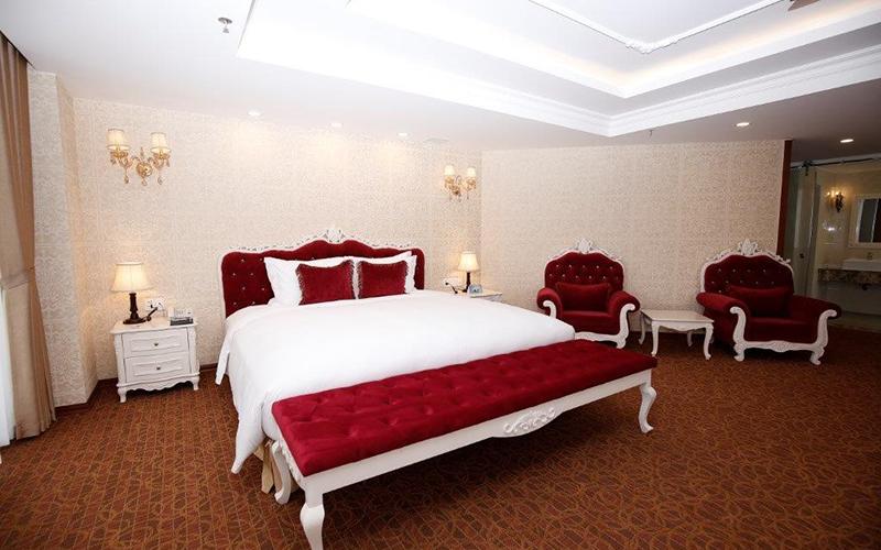 phòng Junio Deluxe khách sạn LaDaLat