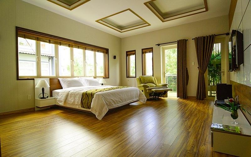 phòng Junior Suite villa Lê Hoàng