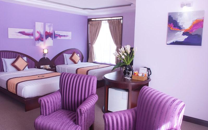 phòng Junior khách sạn TTC Đà Lạt