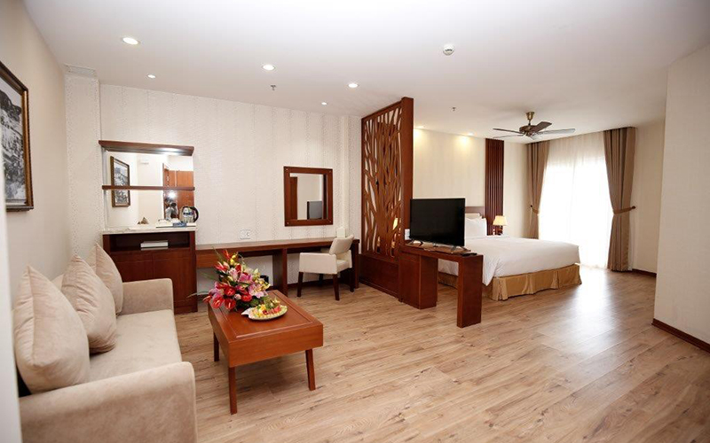 phòng President Khách sạn LaDaLat Hotel