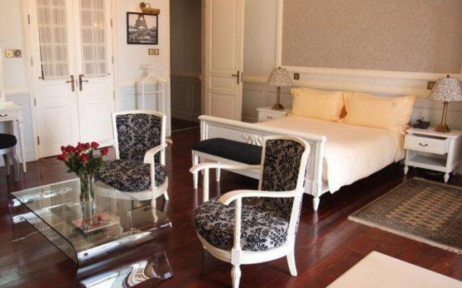 phòng Suite khách sạn DaLat Palace
