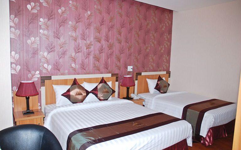 phòng Superior 3 giường khách sạn Phố núi Đà Lạt