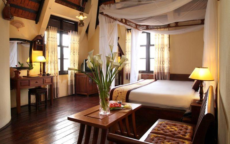 phòng Superior Khách sạn Saphir Đà Lạt