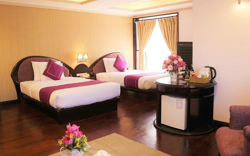 phòng Superior khách sạn TTC Đà Lạt