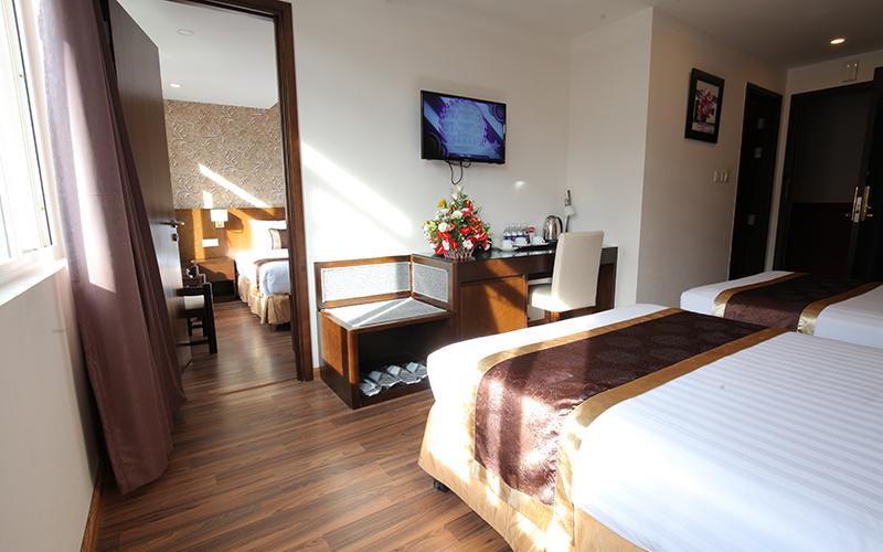 phòng Superior kings hotel Đà Lạt