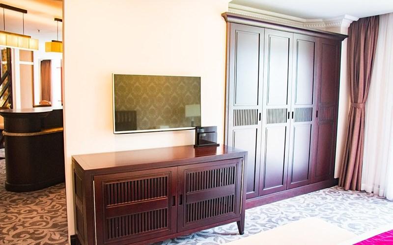 phòng excutive suite Swiss Belresort Tuyền Lâm Đà Lạt