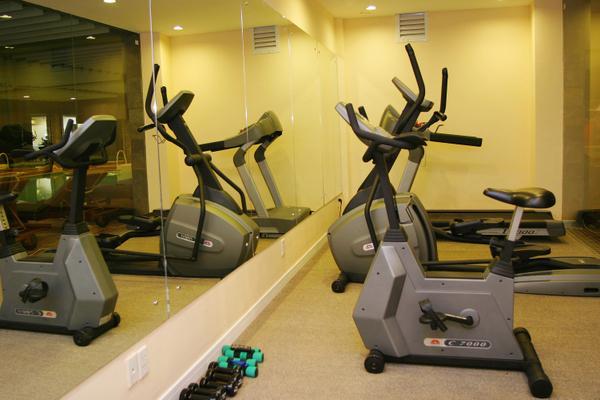 phòng gym Khách sạn Mường Thanh Đà Lạt