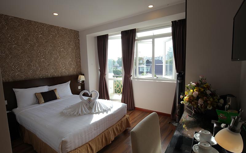 phòng superior Khách sạn Kings Đà Lạt