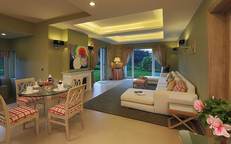 phòng villa Studio Bình An Village resort
