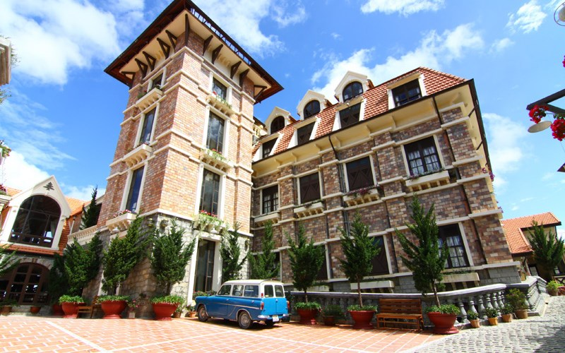 Số điện thoại khách sạn Saphir Đà Lạt