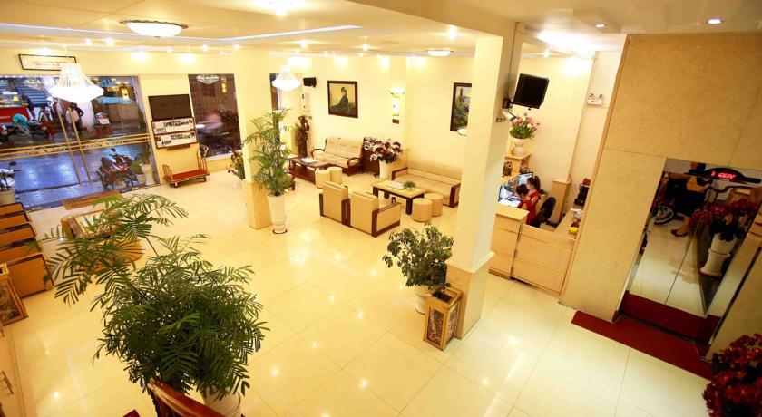 Hotel tulip Đà Lạt đường 3 tháng 2