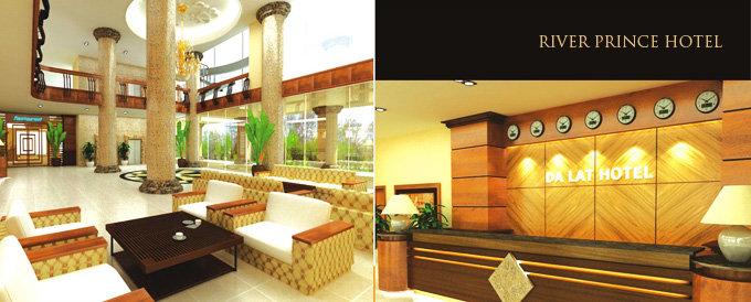 Địa chỉ khách sạn River Prince Đà Lạt