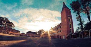 đường đến trường cao đẳng sưu phạm Đà Lạt