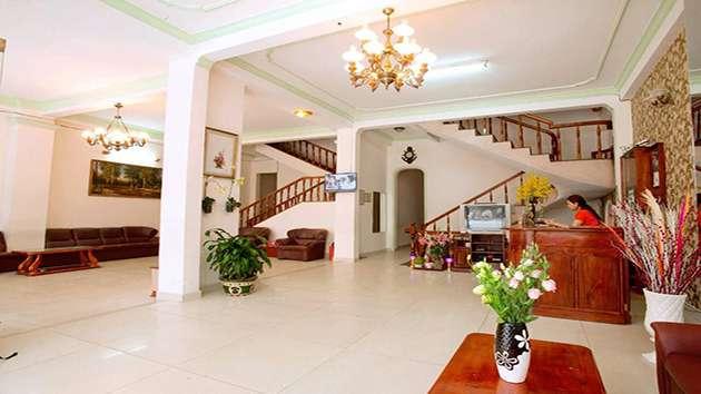 khách sạn hải uyên ở Đà Lạt