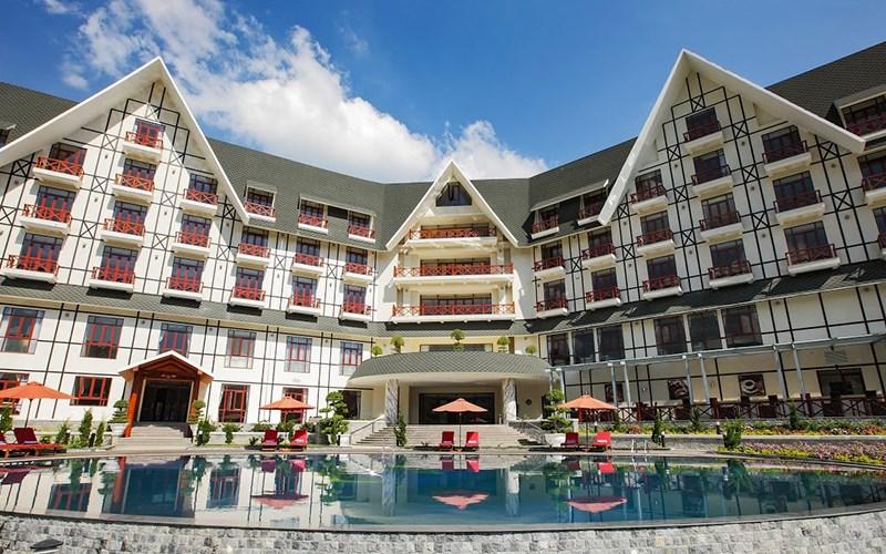 Kinh nghiệm book phòng khách sạn SAM Tuyền Lâm Đà Lạt