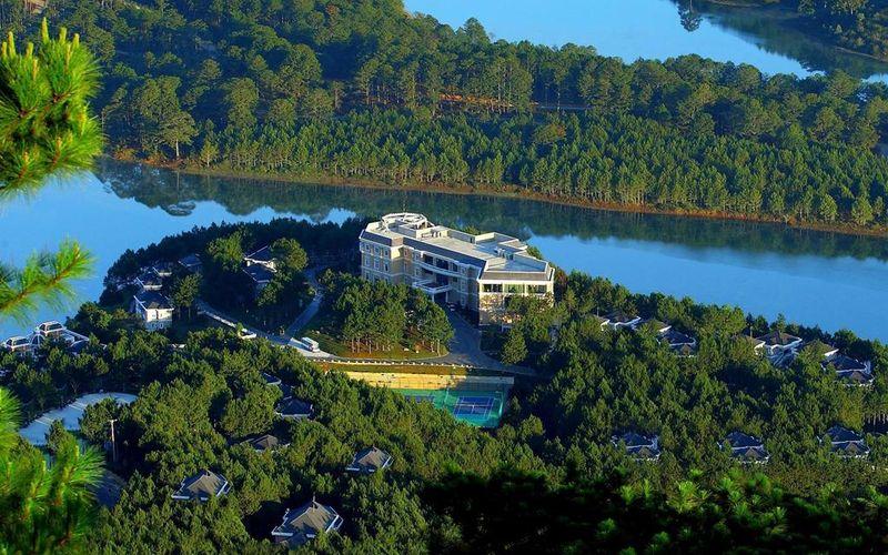 Kinh nghiệm đặt phòng khách sạn Dalat Edensee Lake Resort & Spa