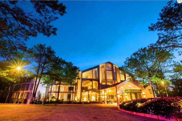 Kinh nghiệm đặt phòng khách san5terracotta hotel resort spa