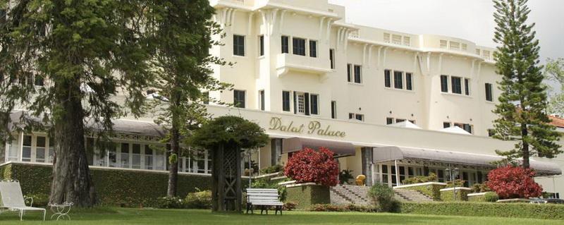 Kinh nghiệm đặt phòng khách sạn Dalat Palace