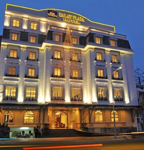Kinh nghiệm đặt phòng khách sạn dalat Plaza