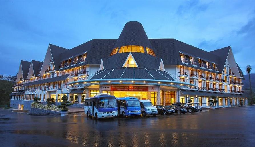 Kinh nghiệm đặt phòng khách sạn gần hồ Tuyền Lâm Đà Lạt