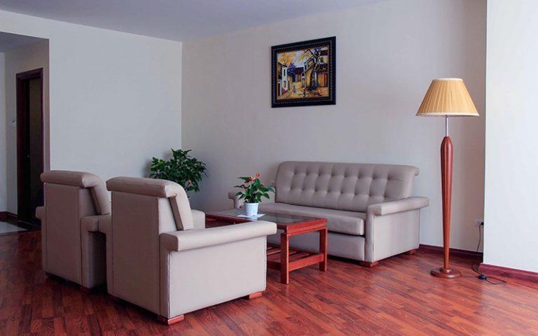 phòng Executive Suite hotel River Prince Đà Lạt