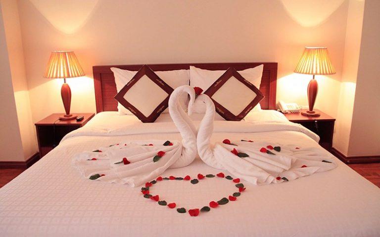 phòng Executive Suite khách sạn  Rive Prince Đà Lạt