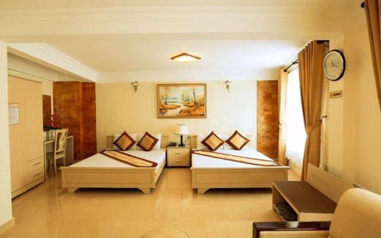 phòng Executive Giường đôi Hotel Tulip Đà Lạt