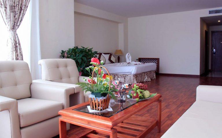 Phòng Junior Siuite  khách sạn River Prince Đà Lạt