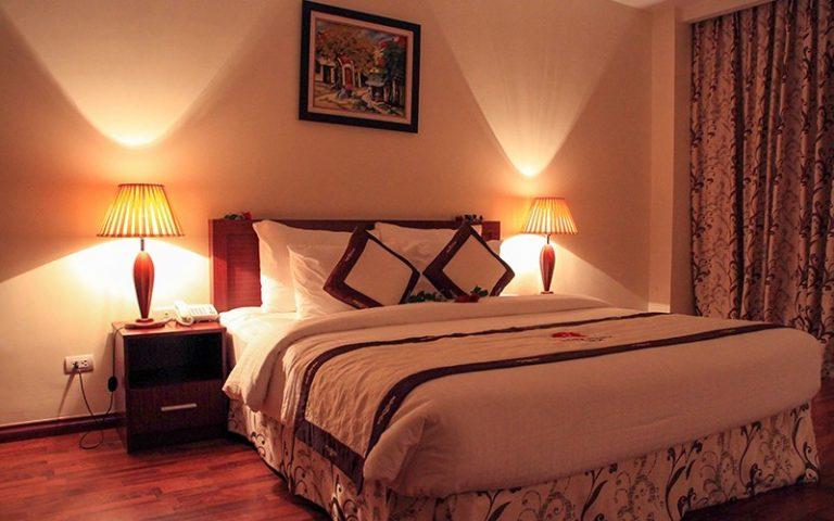 phòng superior khách sạn River Pince Đà Lạt