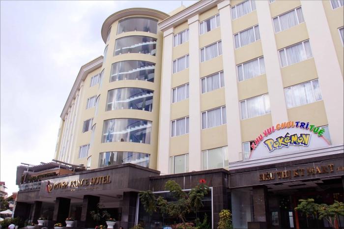 Số điện thoại khách sạn River Prince Đà Lạt