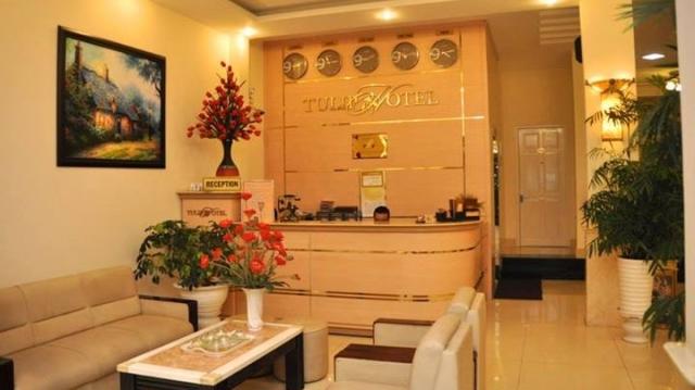 Số điện thoại khách sạn Tulip Đà Lạt