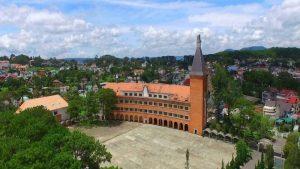 Trường cao đẳng sưu phạm Đà Lạt